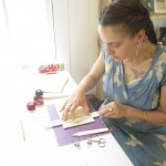 Bookmaking in Antena @ PRH